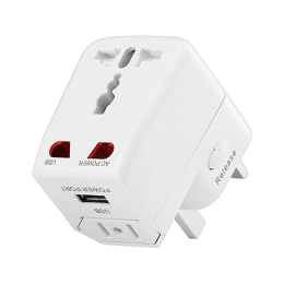 Croma 1 Amp Universal USB Adapter (CREP0142, White)_1