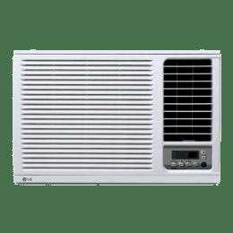 LG 1.5 Ton 3 Star Window AC (LWA18GWXA, Copper Condenser, White)_1