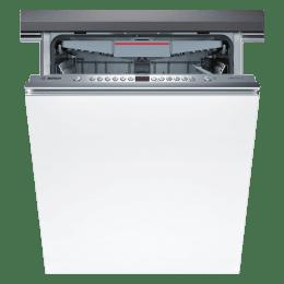 Bosch Serie 4 13 Place Setting Built-In Dishwasher (AquaSensor, SMV46KX01E, Stainless Steel)_1