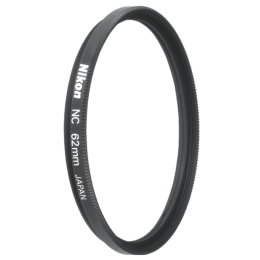 Nikon 62 mm NC Camera Lens Filter (FTA11401, Black)_1