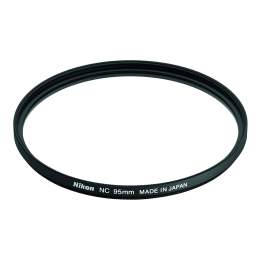 Nikon 95 mm NC Camera Lens Filter (FTA70601, Black)_1
