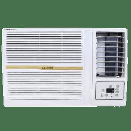Lloyd 1.5 Ton 3 Star Window AC (Copper Condenser, GLW19B32EW, White)_1