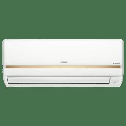 Hitachi 1 Ton 3 Star Inverter Split AC (Merai RSFG311HCEA, Copper Condenser, White)_1