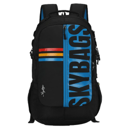 Skybags Herios Plus 04 33 Litres Laptop Backpack (BPHERP3, Black)_1