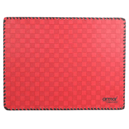 ARMOR Radiation Shielding Laptop Pad (17109174106, Chequered Red/Large)_1