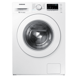 Samsung 7 kg Fully Automatic Front Loading Washing Machine (WW70J42G0KW/TL, White)_1
