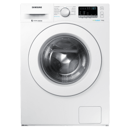 Samsung 7 kg Fully Automatic Front Loading Washing Machine (WW70J42E0KW/TL, White)_1