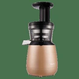 Hurom HP 150 Watt Juicer (HP-LBD12, Sandy Gold)_1