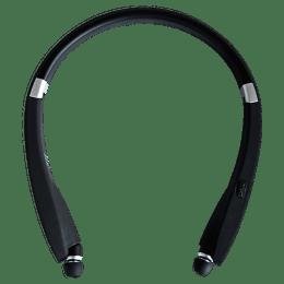 iGear Retractor Bluetooth Earphone (iG-BT019, Black)_1