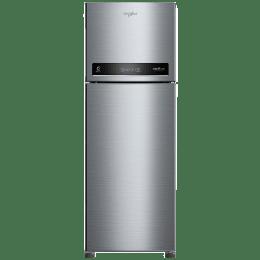 Whirlpool 265 L 4 Star Frost Free Double Door Inverter Refrigerator (IF INV CNV 278 ELT, Cool Illusia Steel)_1