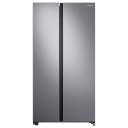 Samsung 700 Litres Frost Free Inverter Side-by-Side Door Refrigerator (SpaceMax Technology, RS72R5011SL/TL, Real Stainless)_1