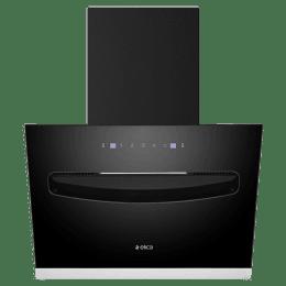 Elica 1100 m³/hr 60cm Filterless Chimney (Motion Sensor Control, EFL-S607 VMS, Black)_1