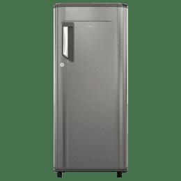 Whirlpool 215 L 4 Star Direct Cool Single Door Inverter Refrigerator (230 Imfresh PRM 4S INV, Alpha Steel)_1