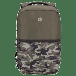 HP Titanium Laptop Backpack (5CP23PA, Green Camo)_1