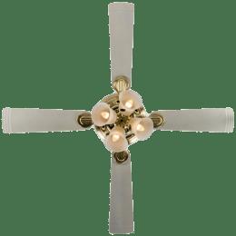 Usha Fontana Orchid Ceiling Fan (8901420554475, Gold Ivory)_1