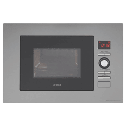 Elica 22 Litres Built-in Microwave Oven (LED Display, EPBI MW 220, Silver)_1
