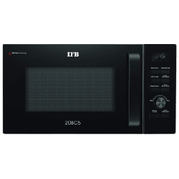 IFB 20 litres Convection Microwave Oven (Oil-free Model, With Starter Kit, 20BC5, Black)_1