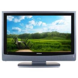 Hitachi 81 cm (32 inch) HD Ready LCD TV (Grey, 32LD380TA)_1