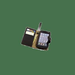 Samsung Galaxy Tab Flip Dairy Cover (XT4018, Black)_1