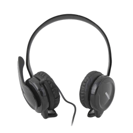 HP VT501AA Stereo Headset (Black)_1