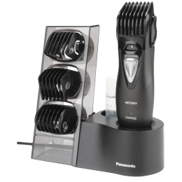 Panasonic Stainless Steel Blades Cordless Trimmer (4 Length Settings, ER-GY10-K44B, Black)_1
