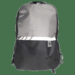 HP 15.4 inch Laptop Backpack (Black/Grey)_1