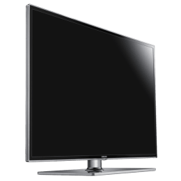 Samsung 101 cm (40 inch) 3D LED Smart TV (Black, UA40D6600)_1