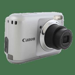 Canon PowerShot 10 MP Point & Shoot Camera (A800, Grey)_1