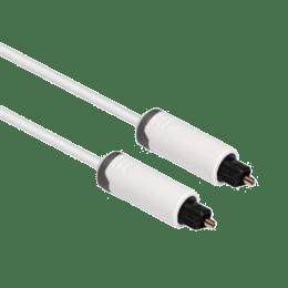Prolink 150 cm Digital Optical Cable (PM111, White)_1