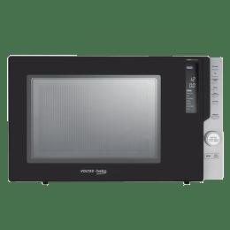 Voltas Beko 28 Litre Convection Microwave Oven (MC28BD, Inox)_1