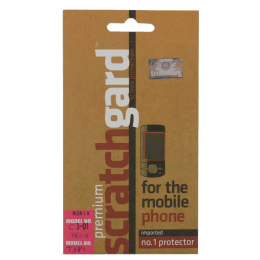Scratchgard Screen Protector for Nokia C3-01 (Clear)_1