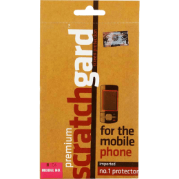 Scratchgard Screen Protector for Nokia E6 (Clear)_1