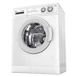 Whirlpool 5.5 Kg 855 LEW Front Loading Washing Machine_1