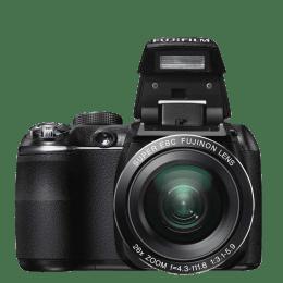 Fujifilm FinePix 14 MP Point & Shoot Camera (S3300, Black)_1