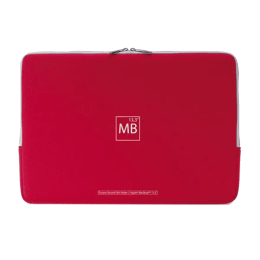Tucano Sleeve for 13 Inch MacBook Air (Red)_1