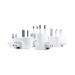 Apple World Travel Power Adapter (MB974ZM/B, As Per Stock Availability)_1