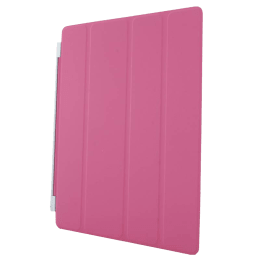 Apple iPad 2 Leather Smart Cover (MC941ZM/A, Pink)_1