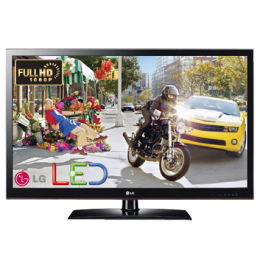 LG 107 cm (42 inch) Full HD LCD TV (Black, 42LV3500)_1