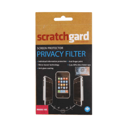Apple iPhone 4 Privacy Filter Privacy Protection Screen Protector (Transparent)_1