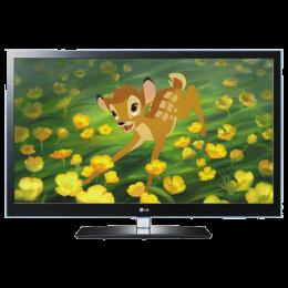 LG 66 cm (26 inch) HD Ready LCD TV (Black, 26LK332)_1