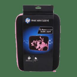 HP Mini 10.2 inch Laptop Sleeve (Pink)_1