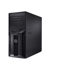 Dell Xeon 3430/T110+LCD17 Server_1