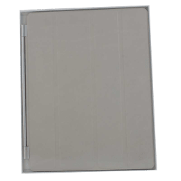 Apple Flip Case for iPad 2 (MD305ZM/A, Cream)_1