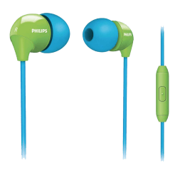 Philips In-Ear Wired Earphones with Mic (SHE3575BG)_1
