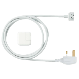 Apple 10W USB Power Adaptor for iPad (MC359ZM/A, White)_1