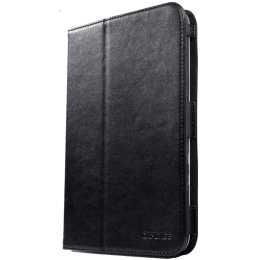 Capdase Protective Flip Cover for Samsung Galaxy Tablet (Black)_1