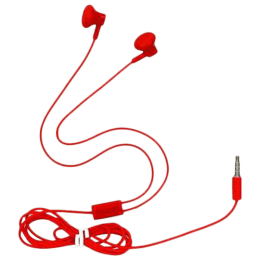 Free - Nokia In-Ear Earphones (WH108, Red)_1