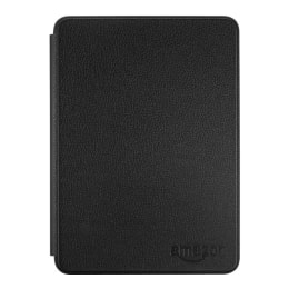 Amazon Protective Leather Cover for 7th Generation New Kindle (B00KRM62KS, Black)_1