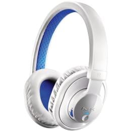 Philips SHB7000WT/10 Bluetooth Stereo Headset (White)_1