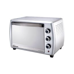 Sunflame OTG 28 RCSS 28 Litre Oven Toaster Griller (Stainless Steel)_1